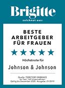 Brigitte: Beste Arbeitgeber für Frauen