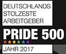 Pride 500 Siegel